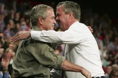 George W. Bush thinks Jeb 'wants to be president.' That's not the question.