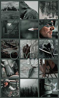 Oliver queen aesthetic