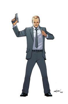 Agente - Phillip Coulson