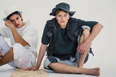 SA Menswear Collection #Tendencias #Trends #Moda Hombre F.Y!