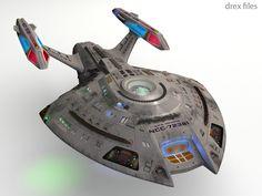 Star Trek Voyager - U.S.S. Equinox