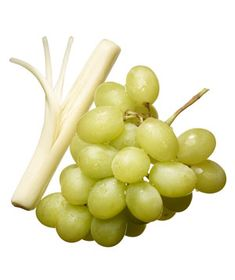 Snack idea: 1/2 cup grapes plus 1 stick light mozzarella string cheese