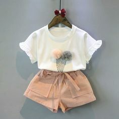 Shorts & Top Outfit Ali Express
