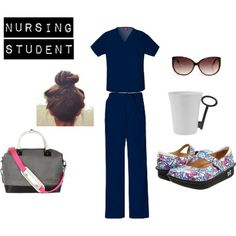 The Nursing Student, created by chichild