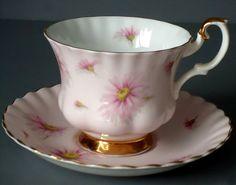 Vintage Royal Albert Tea Cup and Saucer Set