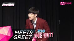 [MEET&GREET] Zelo being spotted as the GREET BOY