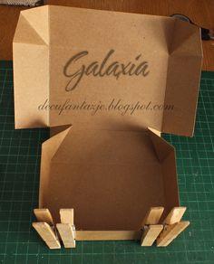 Blog sklep-ewa.pl: curso en la maleta de papel