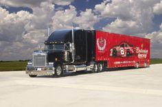 Freightliner, NASCAR, Budweiser