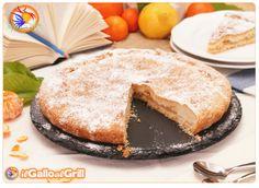 Crostata con marmellata di Limone e Mele