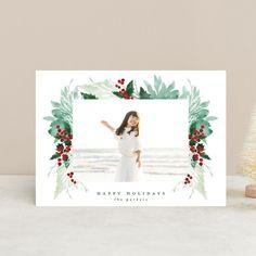 Holiday Postcards, Holiday Photo Cards, Custom Photo, Christmas, Xmas, Navidad, Noel, Natal, Kerst