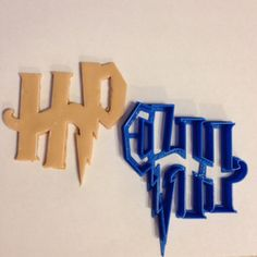 Harry Potter Logo Cookie Cutter