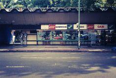 El viejo bar de GABI en Chacarita... ya no existe..