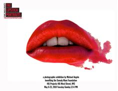 "Review of Michael Angelo's exhibition ""The Lipstick Portraits"" Red Lips, Lipstick, Michael Angelo, Portraits, Google, Lipsticks, Head Shots, Portrait Photography, Michelangelo"