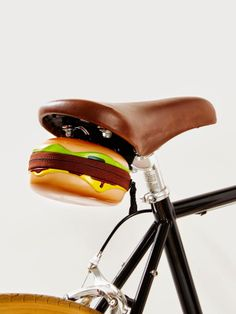 Funny Pictures, Jokes and Gifs / Animations: Funny But Beautiful Decorations Attached to Bicycl...