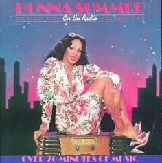 DONNA SUMMER - On the Radio Album
