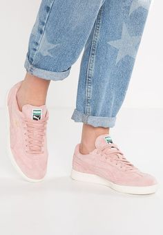 finest selection d8067 ad35b Chaussures Puma LIGA ZLD - Baskets basses - peach beige gold rose  85