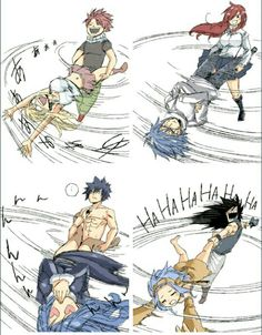 I just love Jellal's face XD