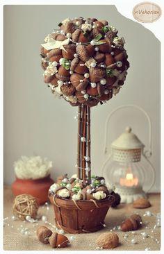 "Topiary ""sweet acorns"""