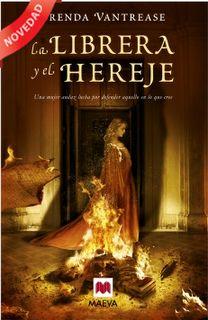 Una excelente novela que nos llega gracias a Maeva. Es buenísima, una novela histórica con tintes románticos muy bien enlazados. Un aprendizaje sobre la irrupción del luteranismo en la Inglaterra de Enrique VIII.