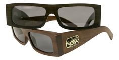 Real Wood Detectors Polarized - Eye Eye Matey