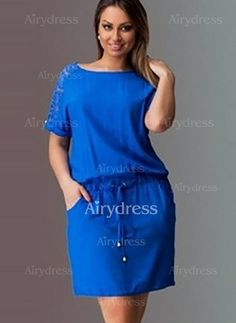 Simple Dresses, Cute Dresses, Party Dresses For Women, Dresses For Work, African Print Dress Designs, Retro Sportswear, Smart Dress, Mode Hijab, Linen Dresses