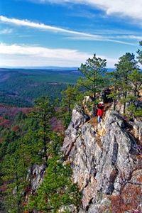 List of Arkansas hiking trails