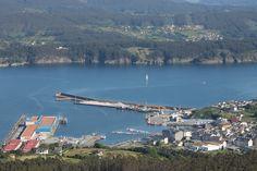 Puerto de Celeiro. Viveiro. Galicia. Spain.