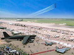 Barksdale Air Force Base, Bossier City, Louisiana http://www.barksdaleafbairshow.com been here!!!