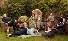 TV drama set to spark a tourist rush on the trail of the Bloomsbury Group