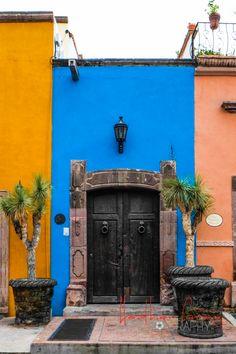 San Miguel de Allende   Mexico   2013   Part II Doors – Streets