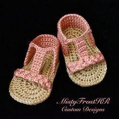 Braided Gladiator Sandals