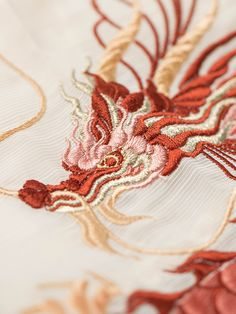 Diy Embroidery Patterns, Embroidery Hoop Crafts, Simple Embroidery, Needlepoint Patterns, Floral Embroidery, Hand Embroidery, Shibori, Chinese Patterns, Chinese Embroidery