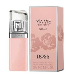 7/10    Ma Vie Pour Femme Florale perfume for Women by Hugo Boss