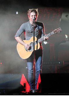 Hunter Hayes in concert