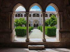 """72 Gostos, 5 Comentários - Um Lugar à Janela (@umlugarajanela) no Instagram: """"Mosteiro de Alcobaça   Alcobaça  Portugal #umlugarajanela #igersportugal #alcobaça…"""""""