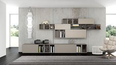 LIFE STORAGE SYSTEM by GIELLESSE available at Haute Living