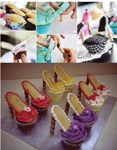 κεικ - shoe cake
