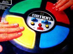 Milton Bradley's Simon