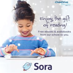 Get the word out about your OverDrive collection with our free resources to print, distribute, or share digitally. We can work with you to customize materials for your school!