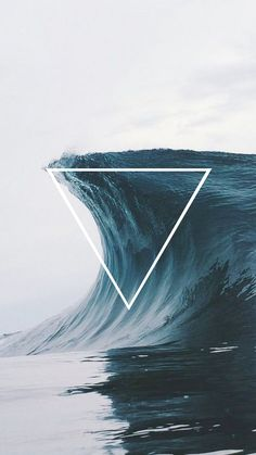 2/26/2018 5:41pm wave triangle 4 elements | Tumblr