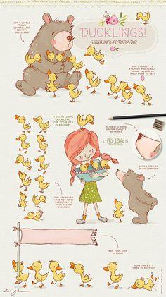 Spring Adventures: Intro 32% Off - Illustrations