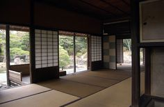 13 Self-Guided Walking Tours in Kyoto, Japan + Create Your Own Walk Architecture Du Japon, Sustainable Architecture, Landscape Architecture, Traditional Japanese House, Japanese Interior Design, Japanese Style, External Sliding Doors, Shoji Doors, Japanese Bedroom