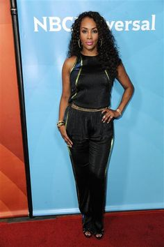 Vivica A. Fox attends the NBC 2014 Summer TCA held at the Beverly Hilton Hotel in Beverly Hills, Calif., on July 14, 2014. Beverly Hilton, The Beverly, Kids Choice Sports Awards, Fox Actress, Vivica Fox, July 18th, Celebs, Celebrities, David Beckham