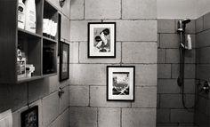 detail...our bathroom