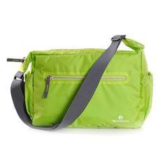 cef1d160a763 Amazon.com   Vere Gloria Unisex Cross Body Over Shoulder Bags Ultra Light  Nylon Fabric