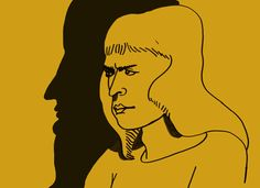 New trending GIF on Giphy. animation loop angry yellow 70s portrait gif artist shadows glare throwing shade. Follow Me CooliPhone6Case on Twitter Facebook Google Instagram LinkedIn Blogger Tumblr Youtube