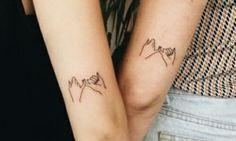 Risultati immagini per tatuaggi migliori amiche