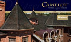 Camelot® Shingles feature uncompromising performance and timeless beauty at a fraction of the cost of expensive slate or wood shakes. Roofing Companies, Roofing Systems, Asphalt Roof Shingles, Roofing Shingles, Roof Restoration, San Gabriel, Copper Roof, Roof Installation, Roof Covering