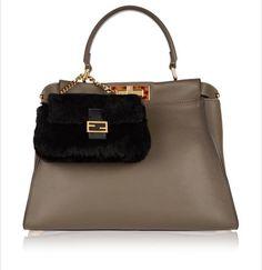 Pre-order Fendi Baguette Black Shearling Bag. DM me for details