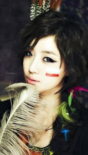 Ham Eun Jung of T-ARA